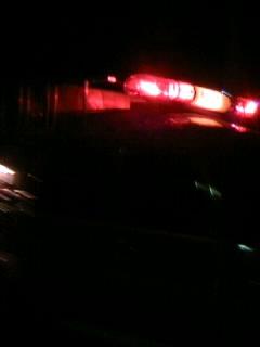 夜間パトロール