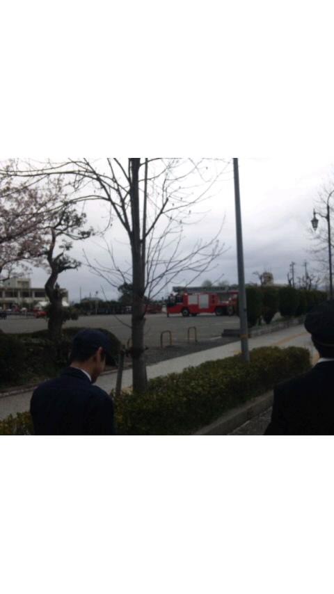 消防団初出式